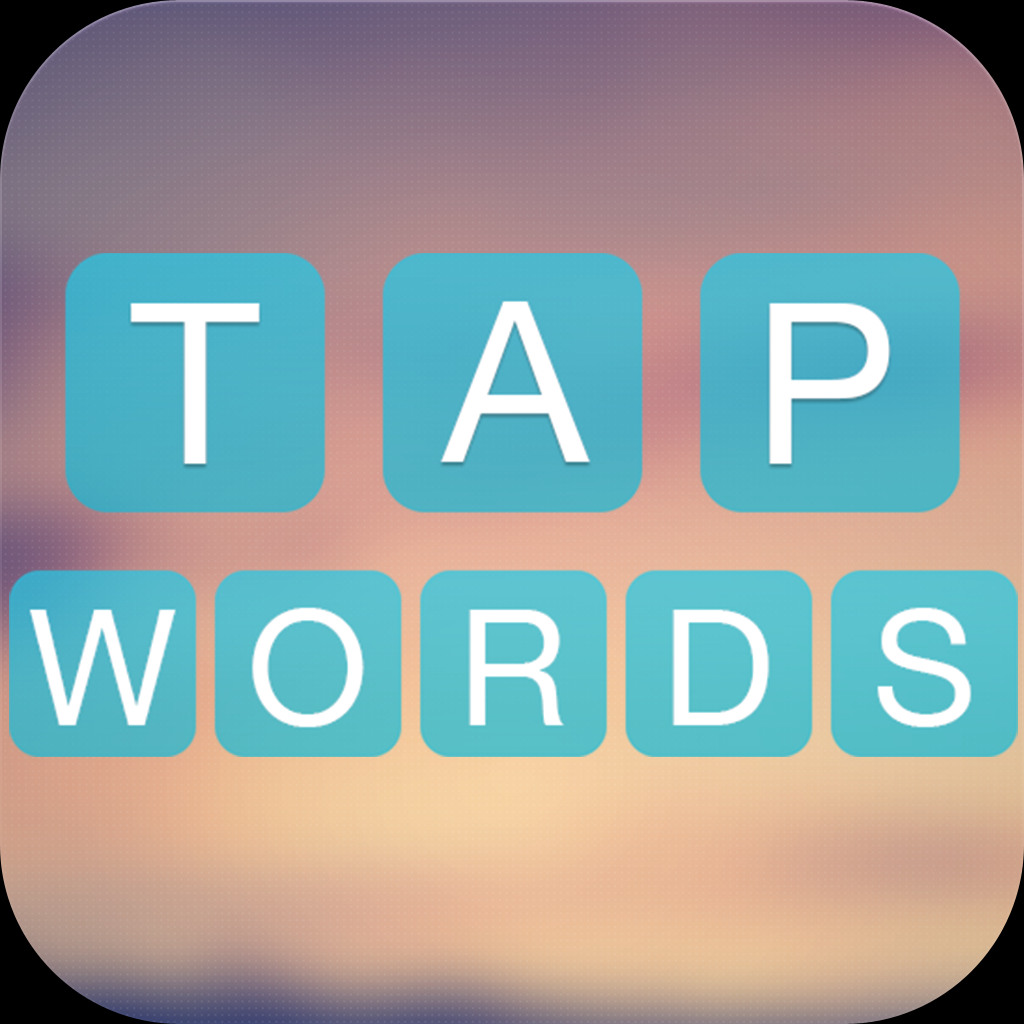 Tap Words™ by Real Latte icon