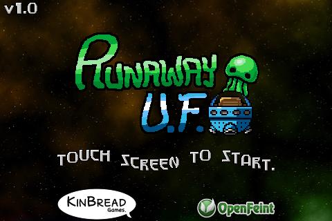 Screenshot Runaway UFO