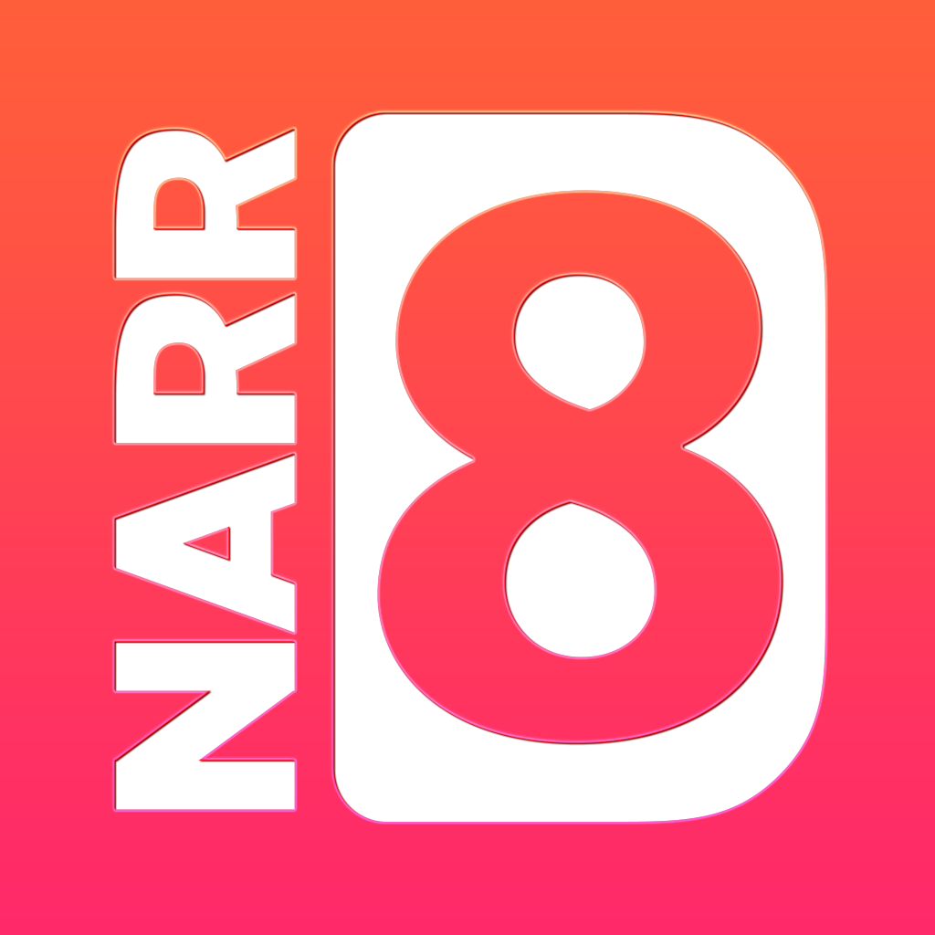 NARR8 — free channel of interactive content. Сomics, novels, nonfiction